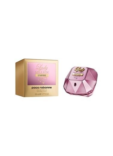 Paco Rabanne Paco Rabanne Lady Million Empire Edp Kadın Parfüm 50 ml Renksiz